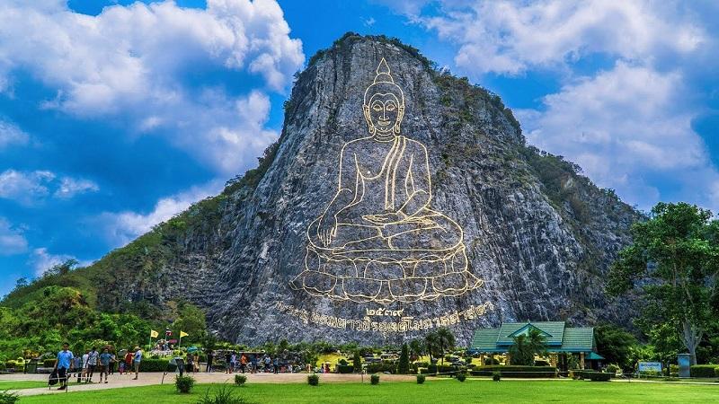 Du lịch Thái Lan đừng quên ghé thăm Trân Bảo Phật Sơn (Khao Chee ...
